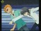 SNES 2009 Fruits basket 'Kyo et Yuki' (Ichigo et Ambre)