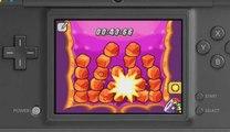 Mario & Luigi : Bowser's Inside Story - inside Bowser gamepl
