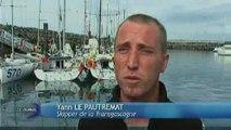 Départ dimanche de la Transgascogne (Port Bourgenay)