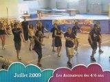 GUC Jeunes Vacances - Juillet 2009 - Les animateurs