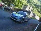 Rallye Montagne Noire 2009 (spéciale de latourette)