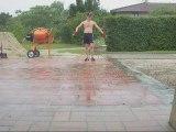 Bassardo Jump : JUMPSTYLE HARDJUMP sous la pluie
