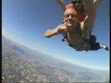 Mon premier saut en parachute en tandem