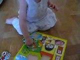 Puzzle Bis- Pauline 17 mois et demi