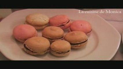Macarons (Recette de Monica)