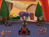 Frapsoluce Looney Tunes Racing - 2/Championnat Chenapan