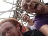 Parc Asterix - Tonnerre de Zeus - Caméra embarquée 05-08-09