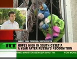 """""""Russia saved S. Ossetia from genocide"""""""