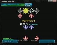 Stepmania Emerald Sword AA
