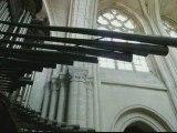 Dégradation des orgues de Senlis