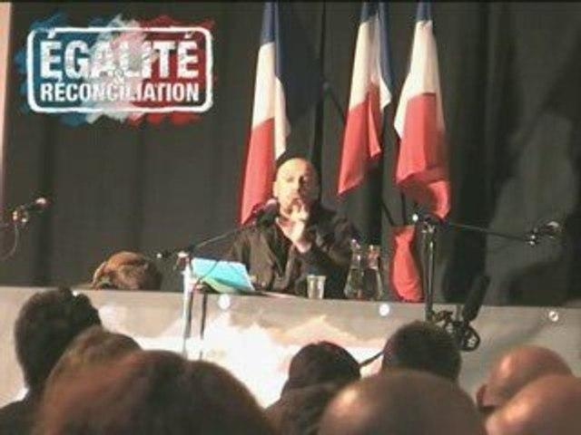 Université 2008 - Alain Soral Discours de cloture - Partie 1
