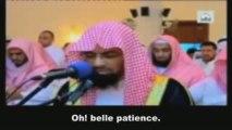 Coran: versets de sourate yousouf Nasir Al Qitami