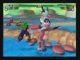 dragon ball z budokai tenkaichi 3: le thème de freezer