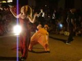 MIMOS 2009 Festival du mime à Périgueux - la Cie Engrenage