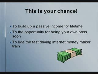 1 of the most serious money making opportunities on the net!