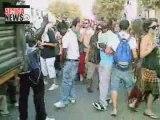 Messina: gli africani di Rosarno alla marcia No Ponte