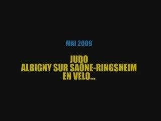 JUDO ALBIGNY RINGSHEIM