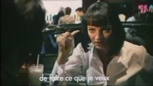 Pulp Fiction bande annonce VOSTFR Quentin Tarantino