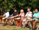 Fourmies djembé 3 par l'atelier de percussions/ drums