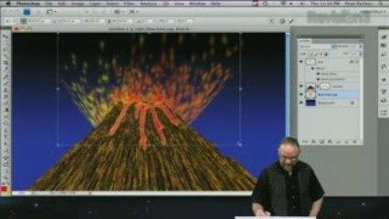 Volcano Eruption! - PixelPerfect