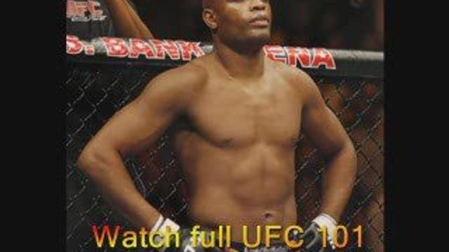 anderson silva vs forrest griffin highlights