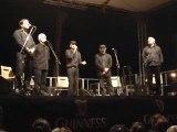 Les Charbonniers de l'enfer festival chants marins Paimpol