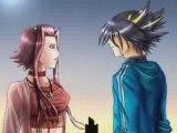 yusei et aki une grande histoire d'amour