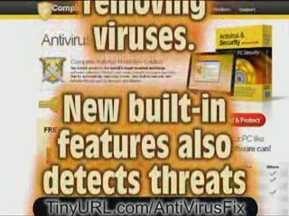 automatically removing viruses
