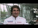 Timo Glock - On the Silverstone circuit and British weather