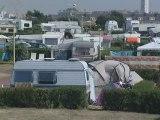 Voyage au camping : Calais