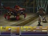 FF7 Hard : boss 1 Scorpion gardien