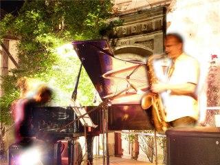 Jazz au Fauga - 2009 - Pierre de Bethmann - David el Malek