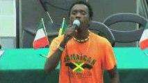 FETE NATIONALE : REPUBLIQUE DU BENIN  MODENA/ITALIE  VIDEO 2