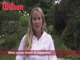 Wilson Tennis On Tour with Mathilde Johansson