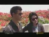 Kristen Stewart and Taylor Lautner Comic Con 2009