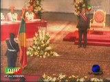 (ayessabouya) Intronisation de dénis Sassou Nguésso Président de la République du Congo