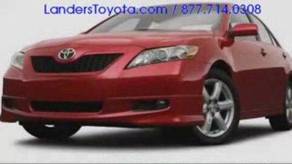 Toyota Dealer Toyota Camry Bryant Arkansas
