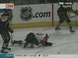 Hockey Sobre Hielo - Accidente Mortal