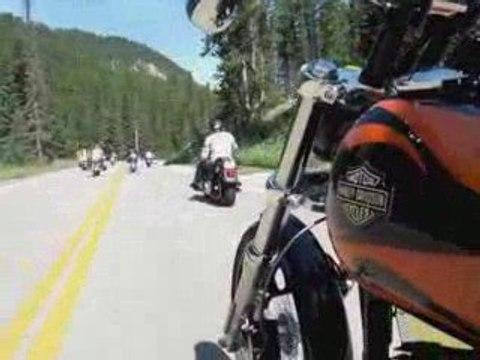 Harley-Davidson : Road Trip  USA Sturgis 2009