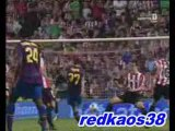 BILBAO 1-2 FC BARCELONE PEDRO
