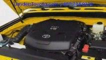 Toyota Dealer Toyota FJ Cruiser Hot Springs Arkansas