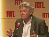 Jean-Claude Mailly invité de RTL (17/08/09)