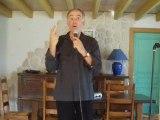 Jean-Claude Poirot dans  prèservatifs parodie de D Defilippi