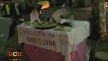 Habbeit - Sherine * Giorgio @ La Rambla Barcelona 2009