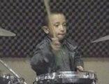 Jeune batteur  armand  6 ans