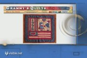 Grammys Quilts - Handmade Baby Quilts Patchwork Wall Hanging