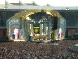 Concert Robbie Williams Parc des Princes