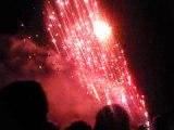 grand feu d'artifice royan 15 aout 2009 grande plage