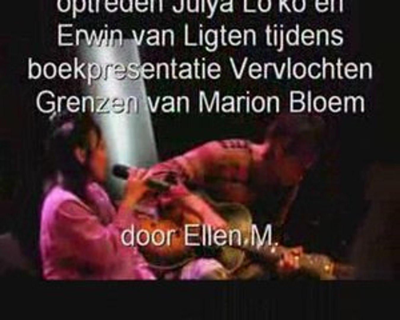 optreden Julya Lo'ko en Erwin van Ligten