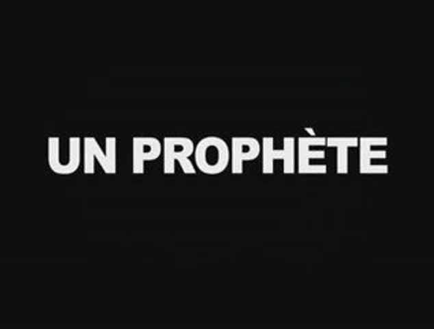 Un Prophète : Bande-annonce (VF)